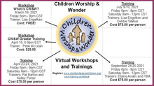 Children's Ministry Sunday School Leader News