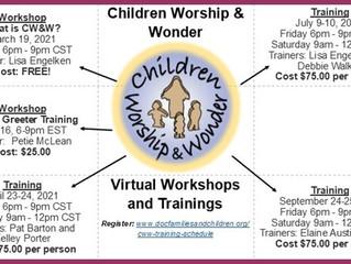 Children's Ministry Sunday School Leader News