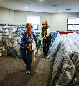 First Christian Provides 100 Mattresses for Local Homeless Students