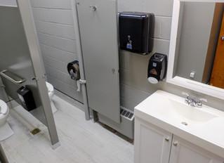 Three Bathrooms Fully Renovated