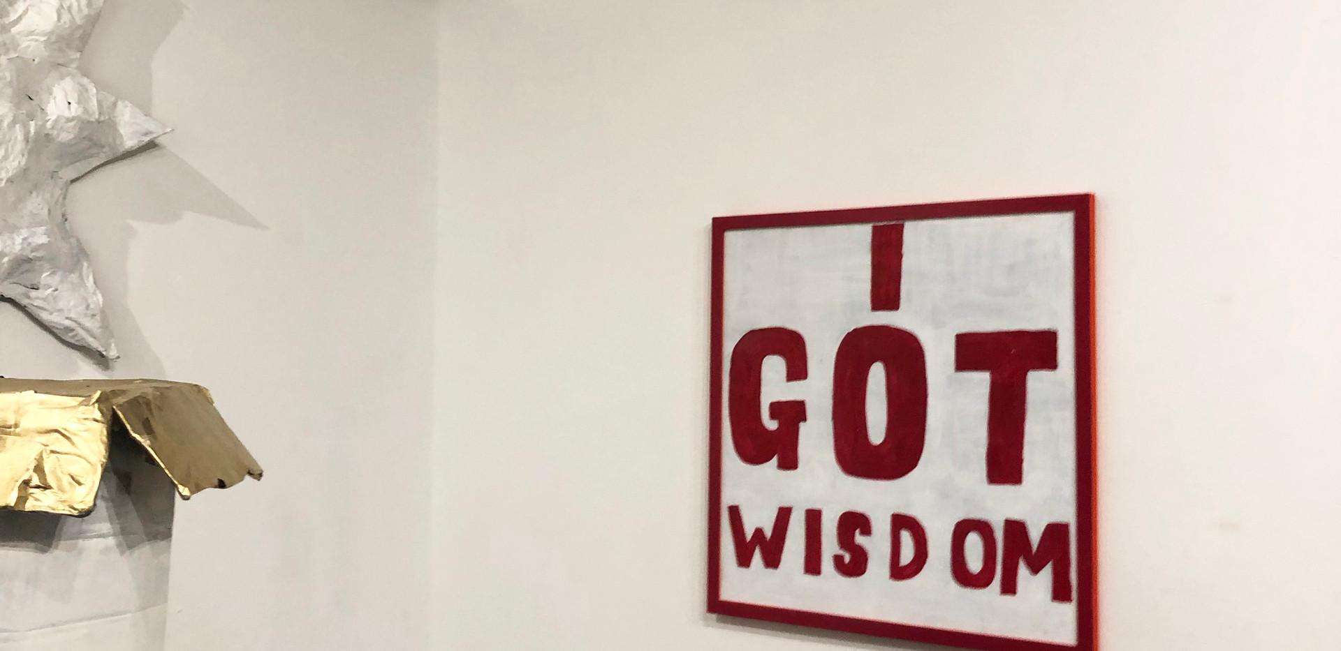 'In my prime' and 'I got wisdom'