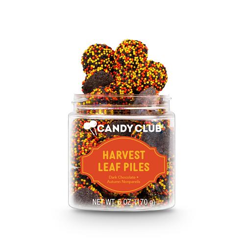 Candy Club Harvest Leaf Piles