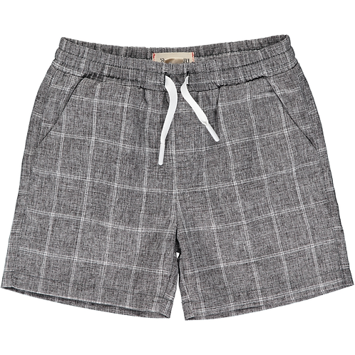 Me & Henry Grid Swim Shorts