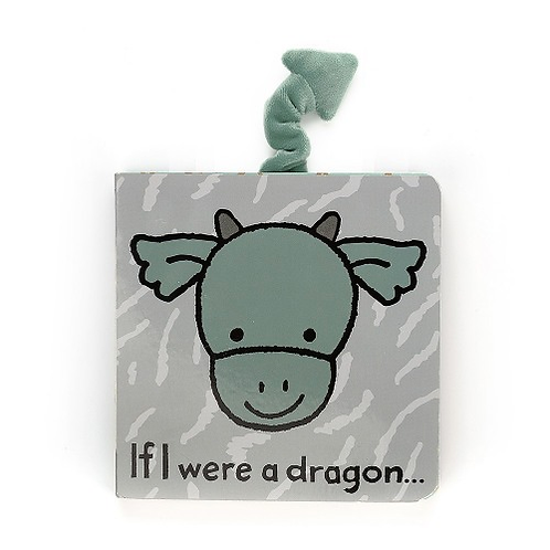"Jelly Cat ""If I were a dragon"" book"