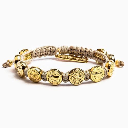 Gold Blessing Bracelet