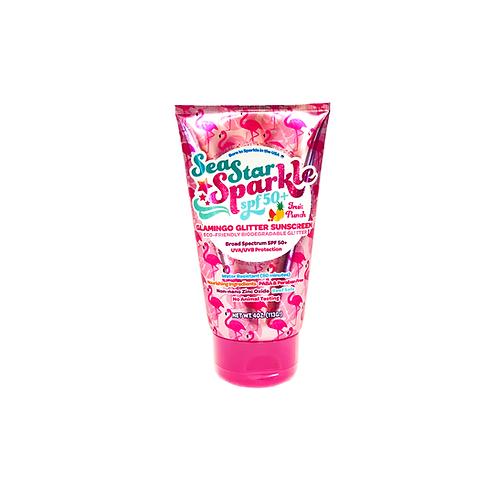 Sea Star Sparkle Pink Glamingo SPF 50+ Glitter Sunscreen