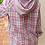 Thumbnail: Hem & Thread  Hooded Plaid Button Down