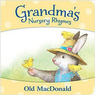 Old MacDonald Nursery Rhyme