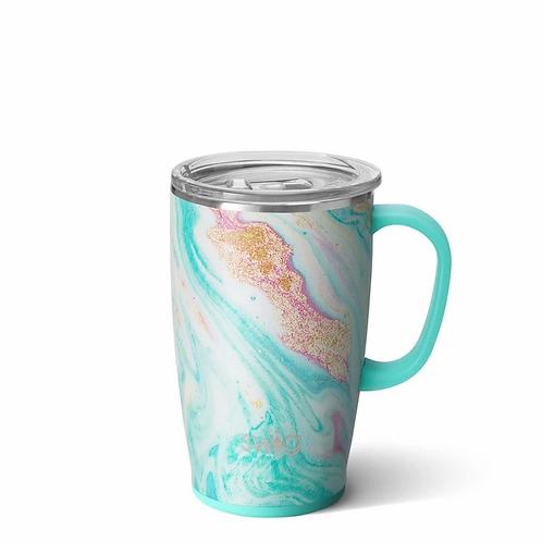 Wanderlust 18oz Swig Travel Mug
