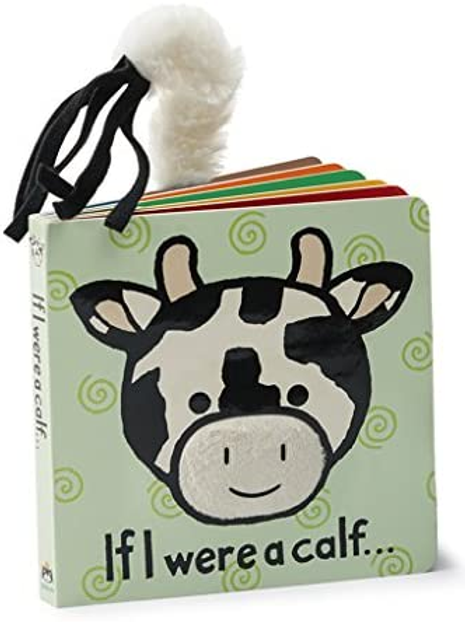 Jelly Cat If I were a Calf Book