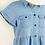 Thumbnail: Denim Babydoll Dress