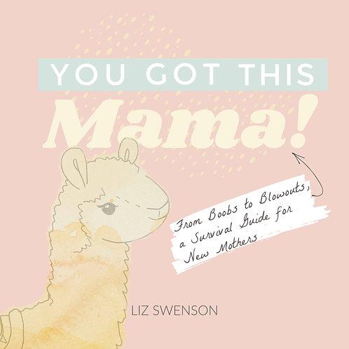 You got this mama book