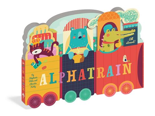 Alphatrain Book