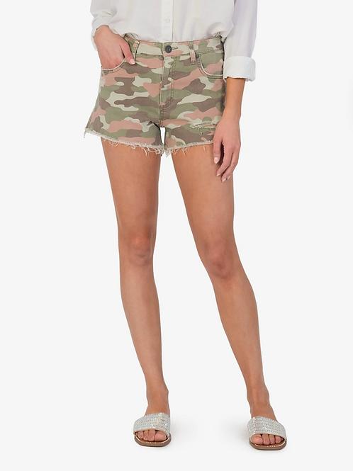 KUT From The Kloth Camo Shorts