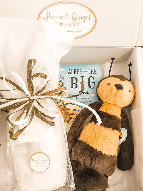 Busy Bee Baby Box