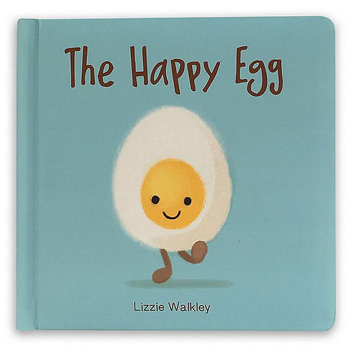 Jelly Cat The Happy Egg Book