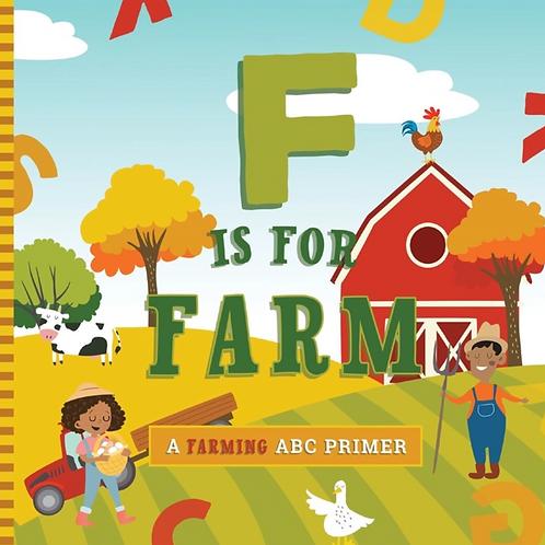 Farm Alphabet Book