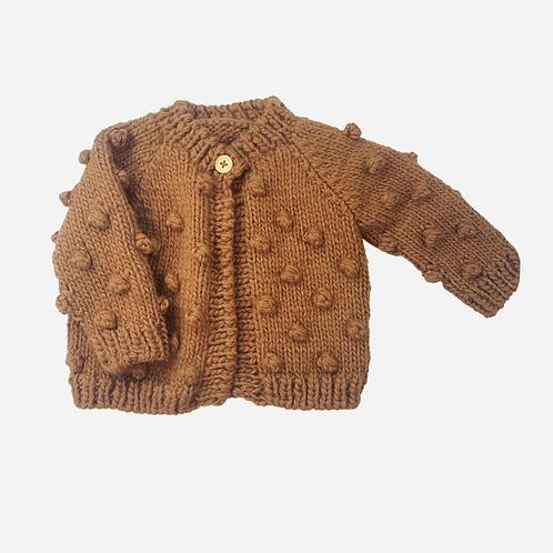 Pecan Popcorn Sweater
