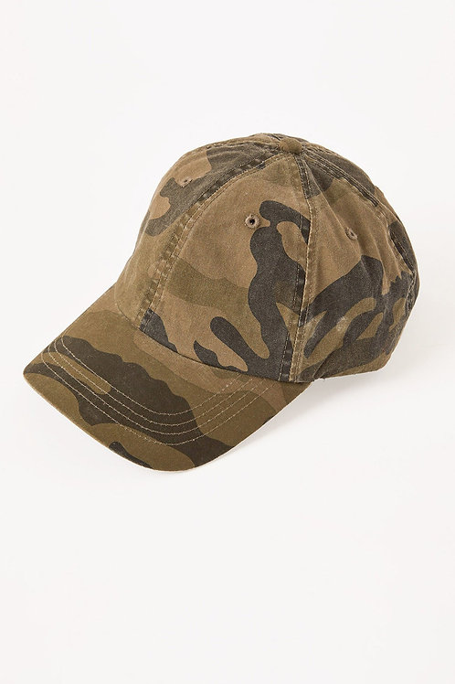 Z-Supply Adult Camo Hat
