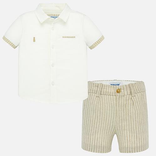 Bermuda Short Set