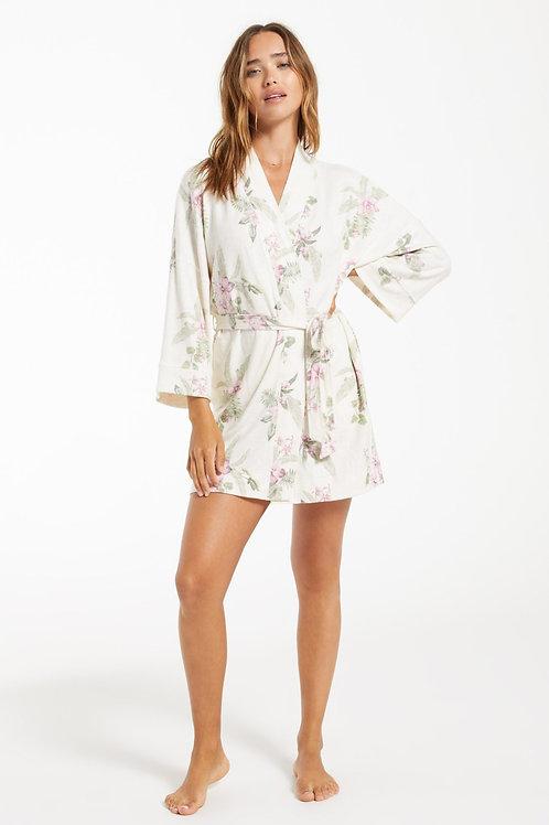 Z-Supply Vacay Floral Robe