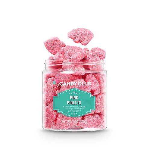 Pink Piglets Candy