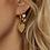 Thumbnail: Everly Hoop Earrings