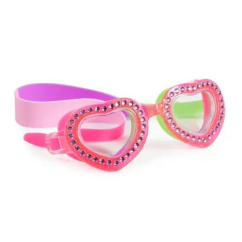 Heart Swim Goggles