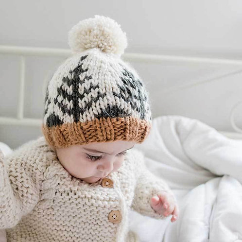 Forest Knit Beanie