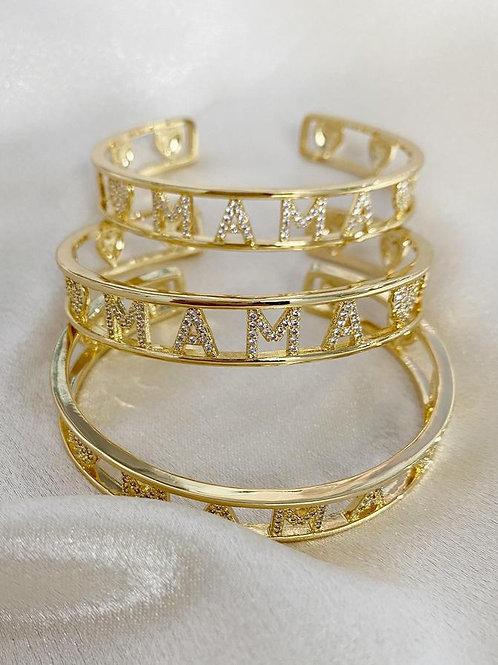Mama Cuff Bracelet
