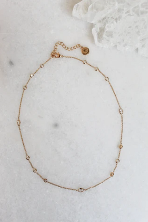 Kinsey Designs Posie Choker Necklace