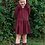 Thumbnail: Maroon Dress