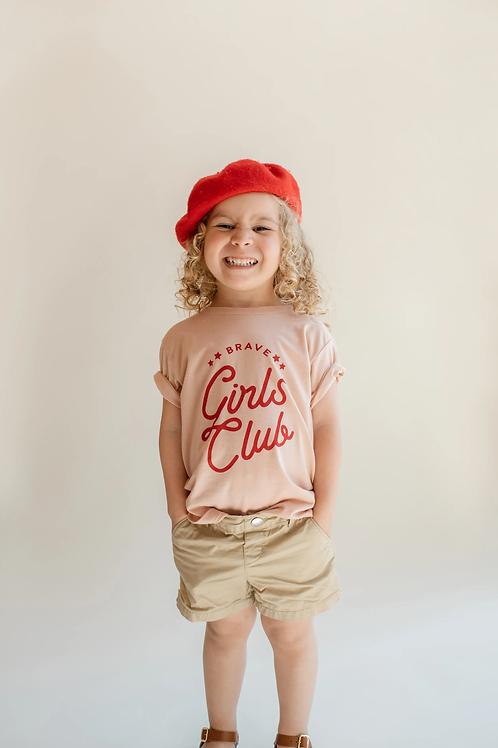 Brave Girls Club Tee