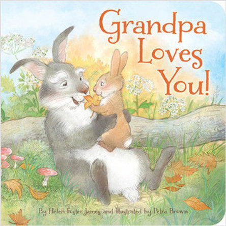 Grandpa Loves You Book