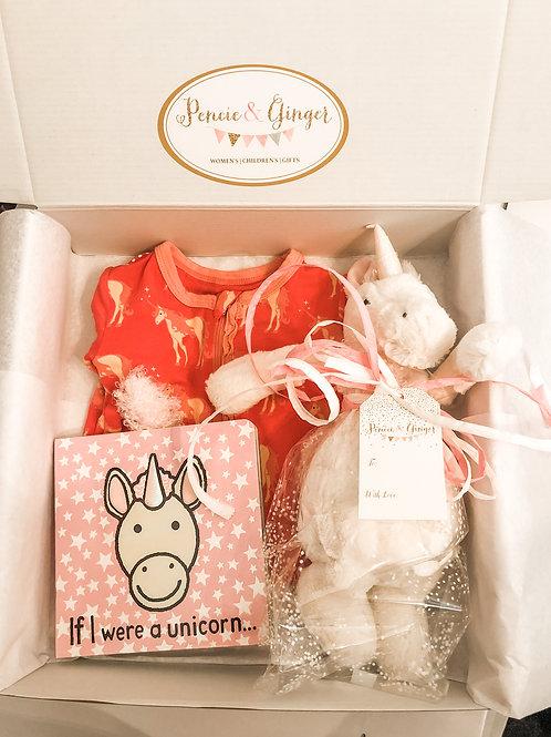 Magical Unicorn Baby Box