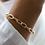 Thumbnail: Textured Chain Bracelet