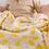 Thumbnail: Muslin Swaddle Lemon Print
