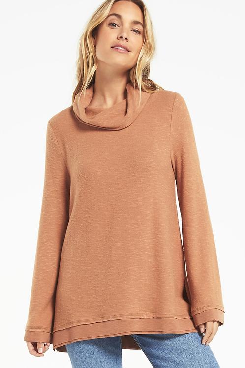 Z-Supply Ali Cowl Sweater