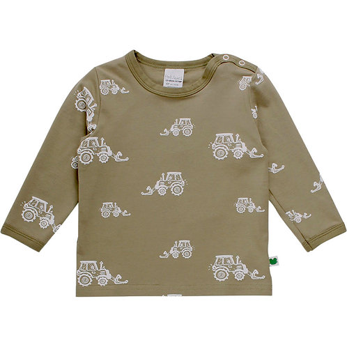 Tractor Print Long Sleeve