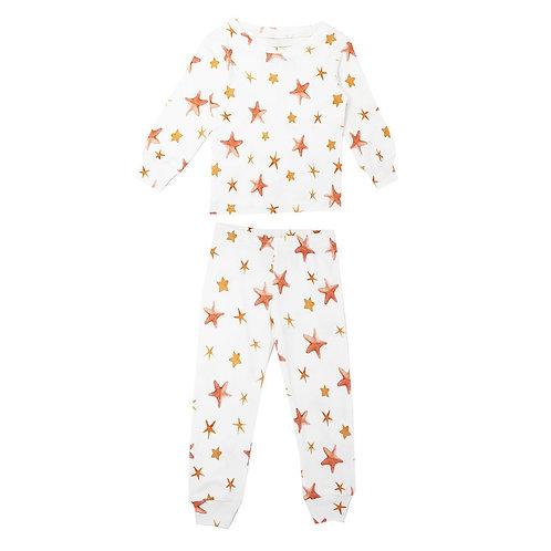 Starfish Long Sleeve PJ Set