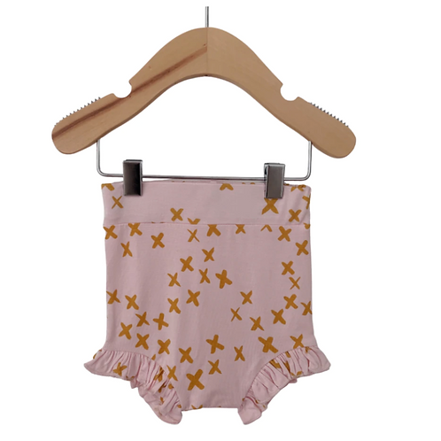 Pink Kisses Bloomers