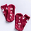 Thumbnail: PJ Salvage Wine Time Socks