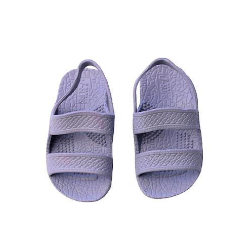 Purple J-Slip Sandals