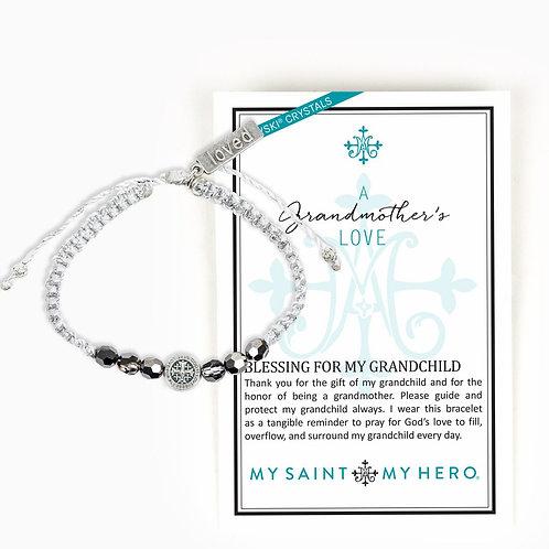 A Grandmothers Love Blessing Bracelet