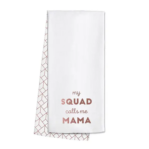 Mama Bar Towel