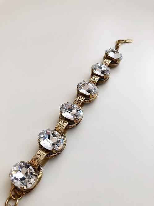La Vie Swarovski Crystal Bracelet