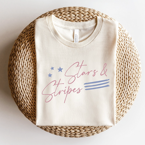 Stars and Stripes Tee
