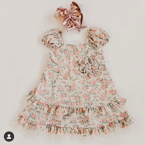 Isobella & Chloe floral dress
