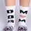 Thumbnail: PJ Salvage Dog Mom Socks