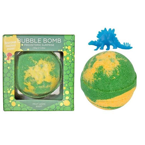Prehistoric Dinosaur Surprise Bubble Bath Bomb